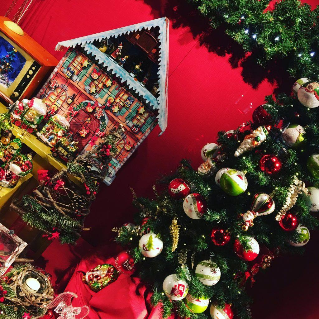 Noël est en place.