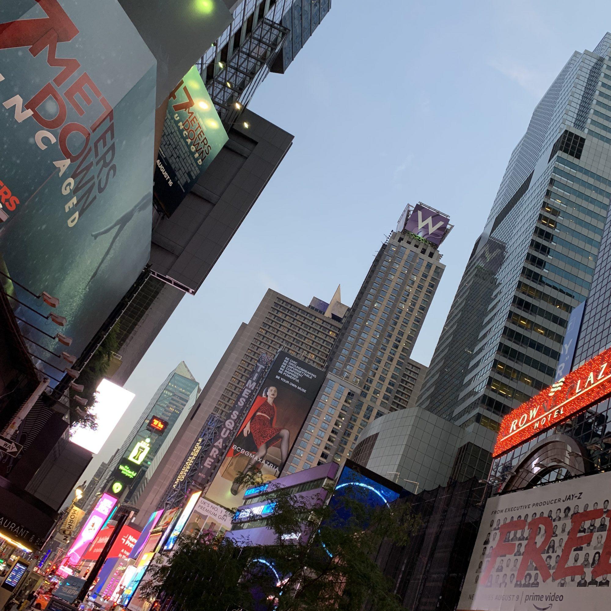 NEW YORK une dimenssion de ouf en 2019.
